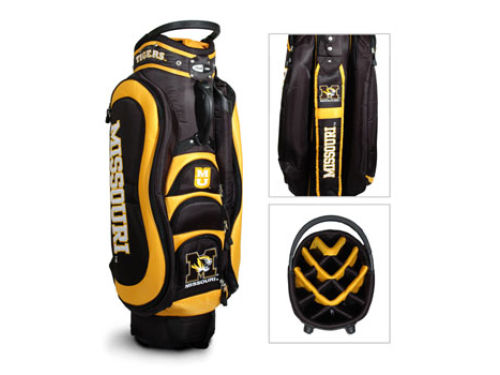 Missouri Tigers Team Golf Medalist Cart Bag