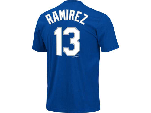 Los Angeles Dodgers Hanley Ramirez Majestic MLB Youth Player T-Shirt