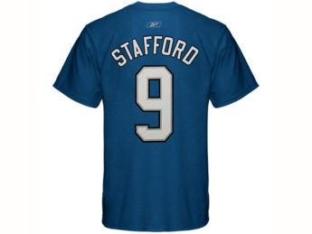 Detroit Lions Reebok NFL Player Tee images, details and specs
