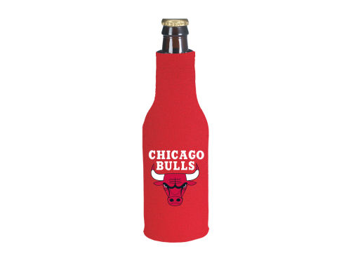 Chicago Bulls Bottle Coozie