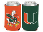 Miami Hurricanes Can Coozie BBQ & Grilling