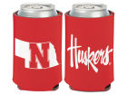 Nebraska Cornhuskers Can Coozie BBQ & Grilling