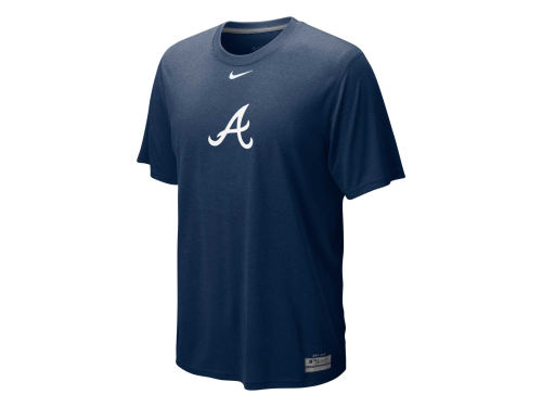 Atlanta Braves Nike MLB AC Dri-Fit Logo Legend T-Shirt