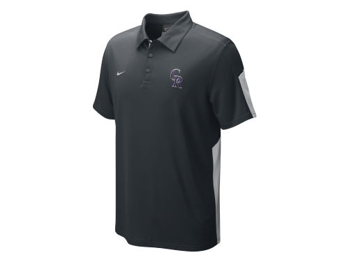 Colorado Rockies Nike MLB AC Dri-Fit Polo