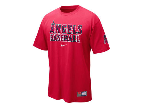 Los Angeles Angels of Anaheim Nike MLB Practice II T-Shirt