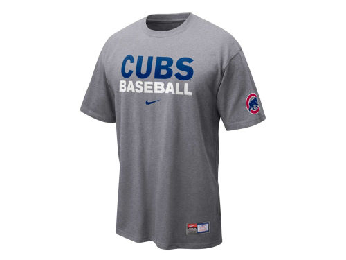 Chicago Cubs Nike MLB Practice II T-Shirt