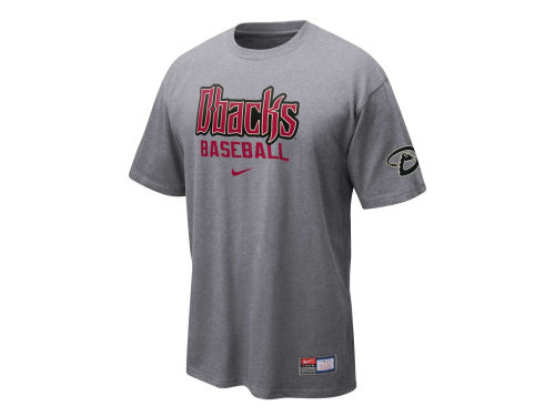 Arizona Diamondbacks Nike MLB Practice II T-Shirt