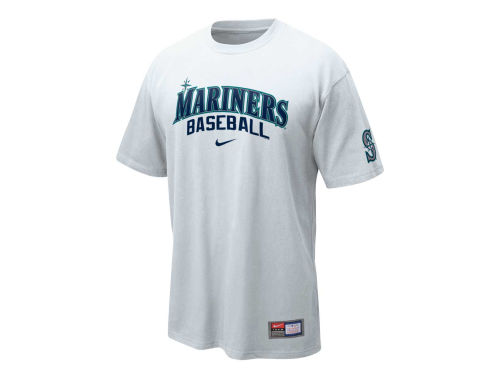 Seattle Mariners Nike MLB Practice II T-Shirt