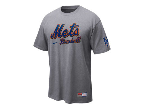 New York Mets Nike MLB Practice II T-Shirt