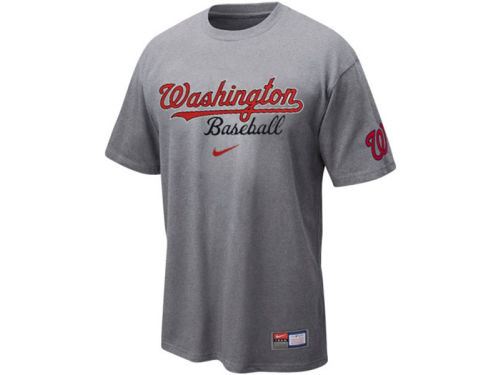 Washington Nationals Nike MLB Practice II T-Shirt
