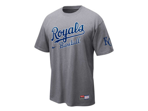 Kansas City Royals Nike MLB Practice II T-Shirt