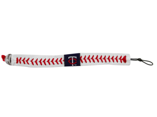 Minnesota Twins Game Wear Baseball Bracelet
