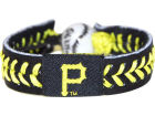 Pittsburgh Pirates Game Wear Team Color Baseball Bracelet Gameday & Tailgate