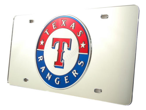 Texas Rangers Rico Industries Acrylic Laser Tag