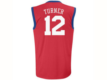 Philadelphia 76ers Outerstuff NBA Youth Replica Jersey images, details and specs