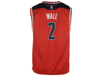 Washington Wizards Outerstuff NBA Youth Replica Jersey images, details and specs