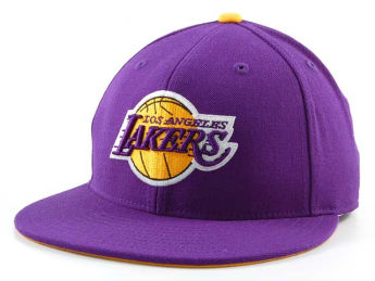 Los Angeles Lakers Mitchell and Ness Mitchell and Ness HWC images, details and specs