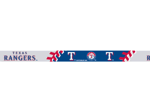 Texas Rangers Large Dog Collar