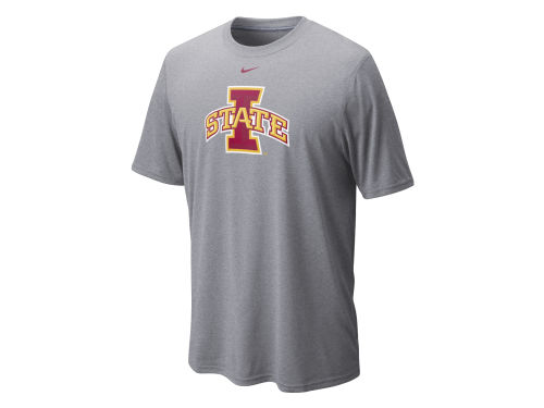Iowa State Cyclones Nike NCAA Dri-Fit Logo Legend T-Shirt