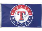 Texas Rangers Wincraft 3x5ft Flag Flags & Banners