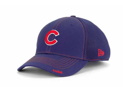 Chicago Cubs MLB 2015 Team Color Neo 39THIRTY Cap Hats