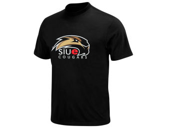 Southern Illinois Salukis Lids Team Sports NCAA Mascot Logo Tee images, details and specs