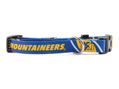 West Virginia Mountaineers Hunter Manufacturing Small Dog Collar