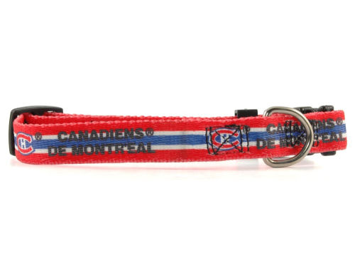 Montreal Canadiens Hunter Manufacturing Small Dog Collar