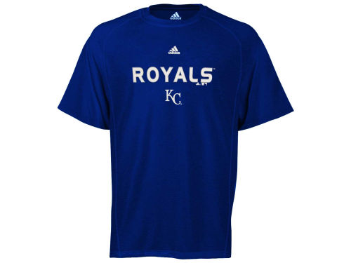 Kansas City Royals Outerstuff MLB Speedwick Performance T-Shirt