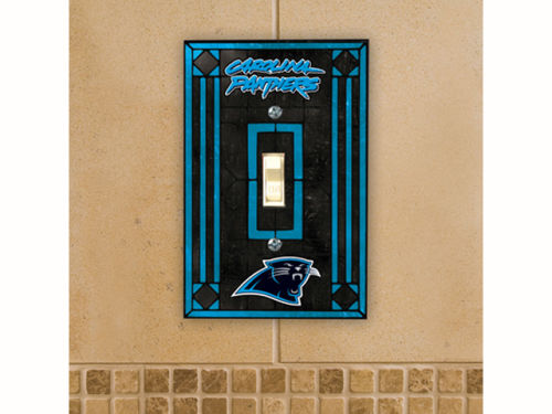 Carolina Panthers Switch Plate Cover