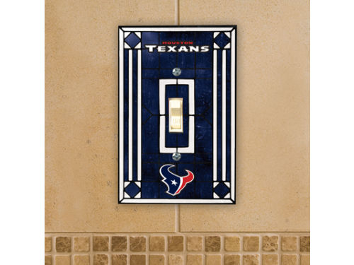 Houston Texans Switch Plate Cover