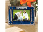 Dallas Cowboys Art Glass Picture Frame Bed & Bath
