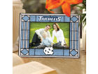 North Carolina Tar Heels Art Glass Picture Frame Bed & Bath