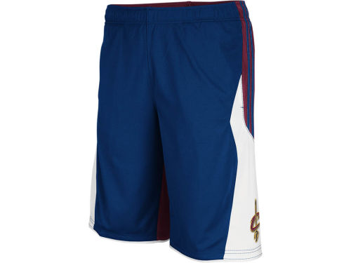Cleveland Cavaliers adidas NBA 12in Field Goal Shorts