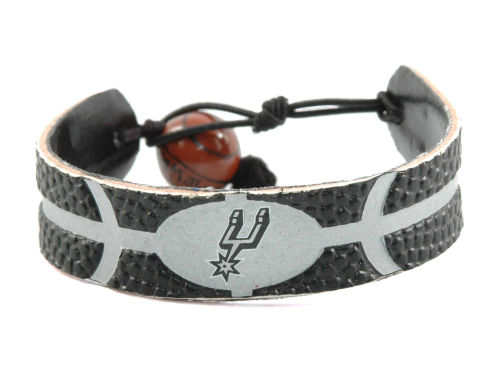 San Antonio Spurs Game Wear Team Color Basketball Bracelet