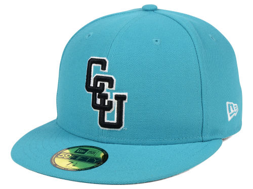 Coastal Carolina Chanticleers New Era NCAA AC 59FIFTY Cap Hats