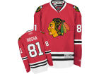 Chicago Blackhawks Marian Hossa Reebok NHL Premier Player Jersey Jerseys