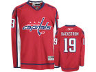 Washington Capitals Nicklas Backstrom  Reebok NHL Premier Player Jersey Jerseys
