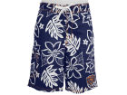 Chicago Bears GIII NFL Hawaiian Print Swim Trunks Swimwear