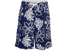 San Diego Chargers GIII NFL Hawaiian Print Swim Trunks Swimwear
