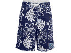 Tennessee Titans GIII NFL Hawaiian Print Swim Trunks Swimwear