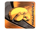 Iowa Hawkeyes Hunter Manufacturing Mousepad Home Office & School Supplies