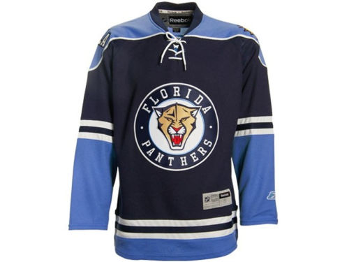 Florida Panthers Reebok NHL Premier Jersey