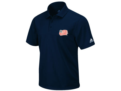 New England Revolution MLS Team Primary Polo