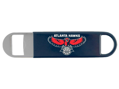 Atlanta Hawks Boelter Brands Long Neck Bottle Opener