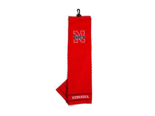 Nebraska Cornhuskers Team Golf Trifold Golf Towel