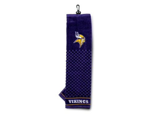 Minnesota Vikings Team Golf Trifold Golf Towel