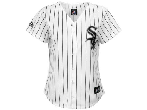 Chicago White Sox Majestic MLB Womens Replica Jersey