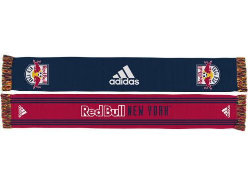 New York Red Bulls adidas MLS 2011 Scarf Hats