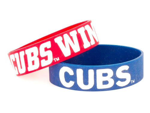 Chicago Cubs Forever Collectibles 2-pack Phat Bandz